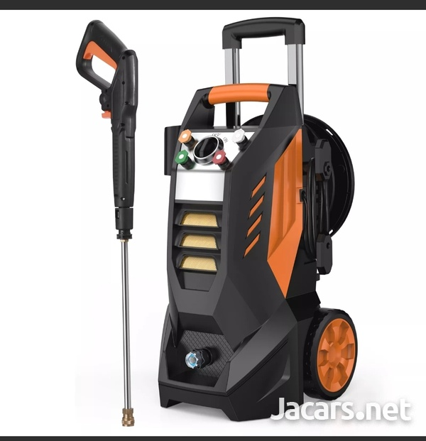 Famistar Max 2300PSI Pressure Washer Electric 1800W High Pressure Power Washer C-1