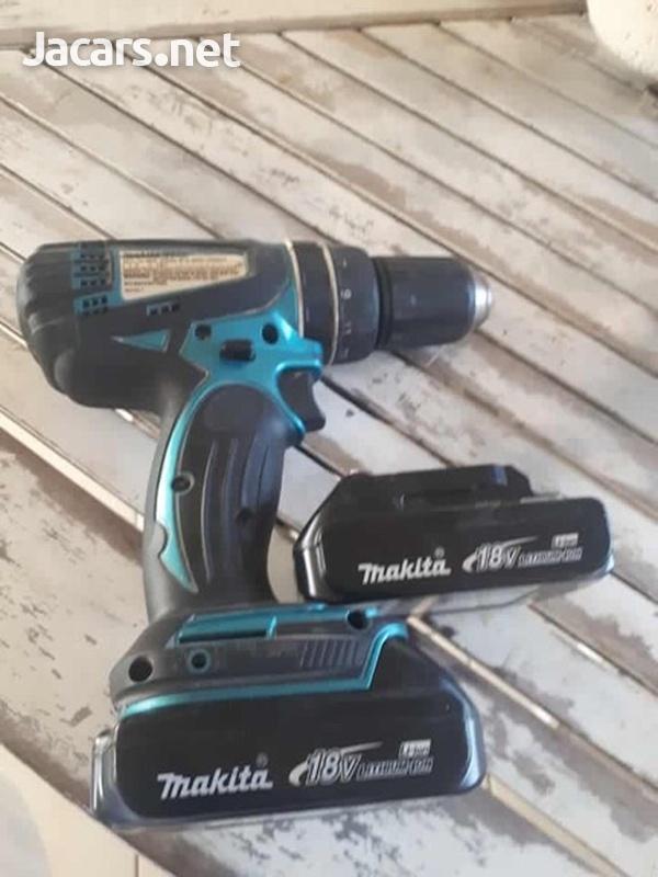 Makita Drill and Grinder-1