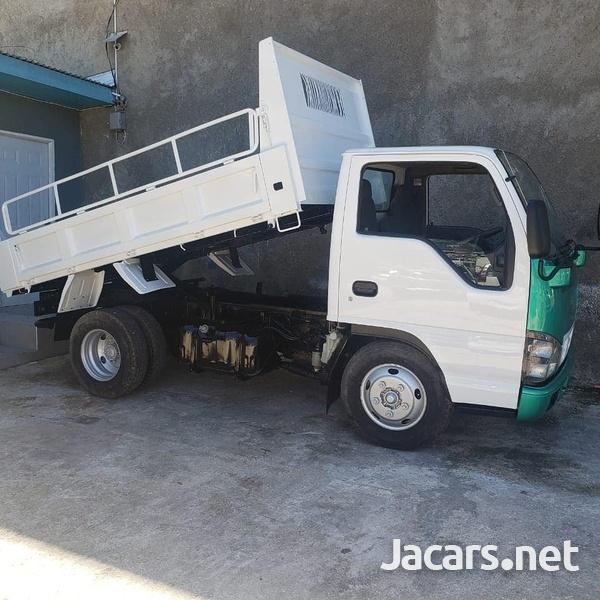 Newly imported 2007 Mazda Titan Dump truck-3