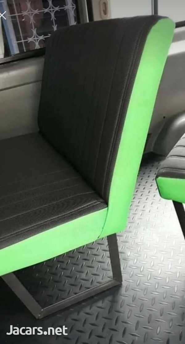 We make bus seats for nissan caravan and toyota hiace-8