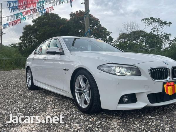 BMW 5-Series 2,5L 2016-1