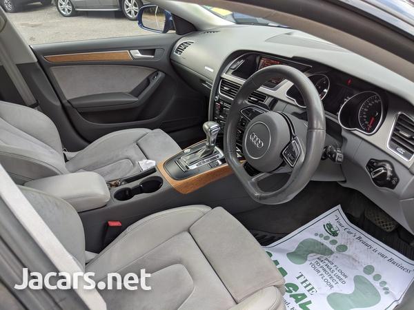 Audi A5 2,0L 2015-4