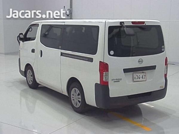 Nissan Caravan 2,0L 2016-5