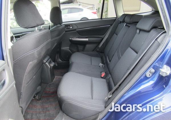 Subaru Levorg 1,6L 2016-8