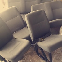 WE HAVE ORIGINAL AND LOCALLY BUILT BUS SEATS.CONTACT THE EXPERTS AT 8762921460