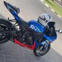 2016 Suzuki Gsxr 600cc