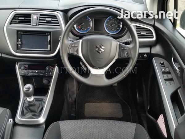 Suzuki SX4 1,6L 2015-4