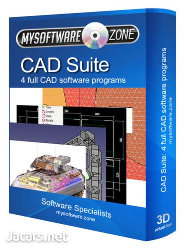 Auto CAD Suite lifetime-3