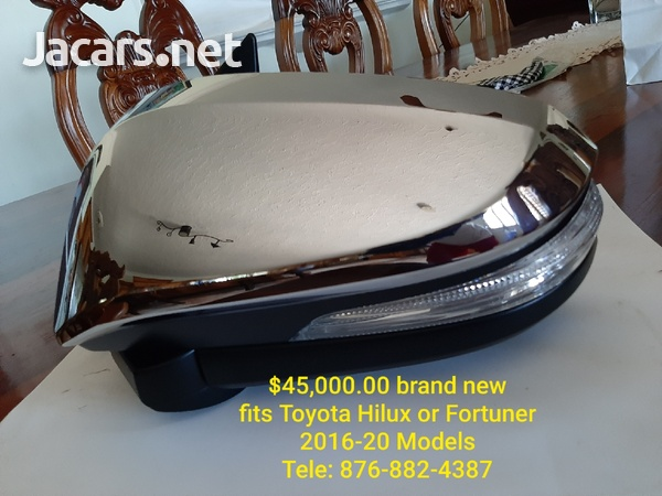 Fortuner side mirrors left and right-1