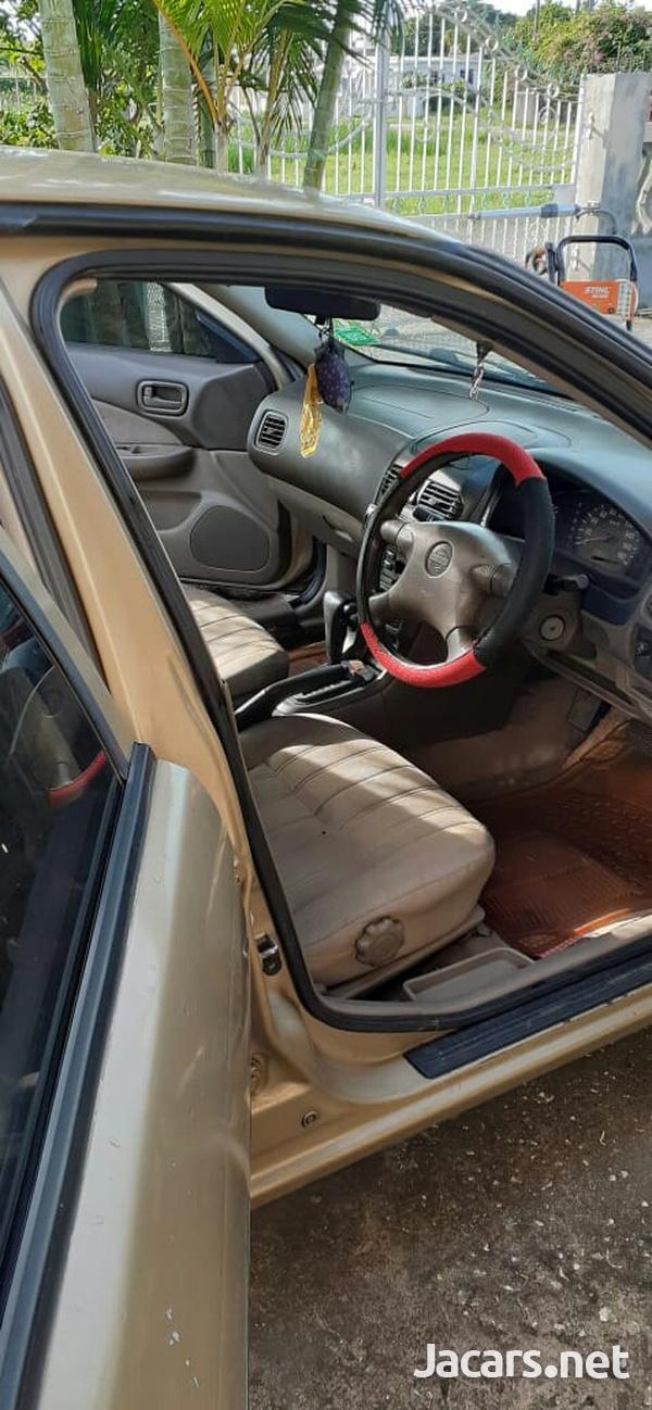 Nissan B14 1,8L 2002-5