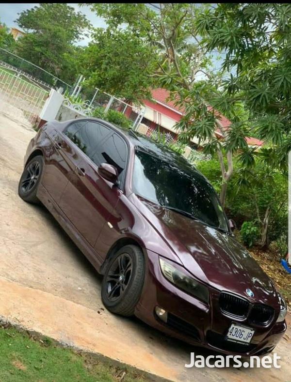 BMW 3-Series 2,5L 2011-2