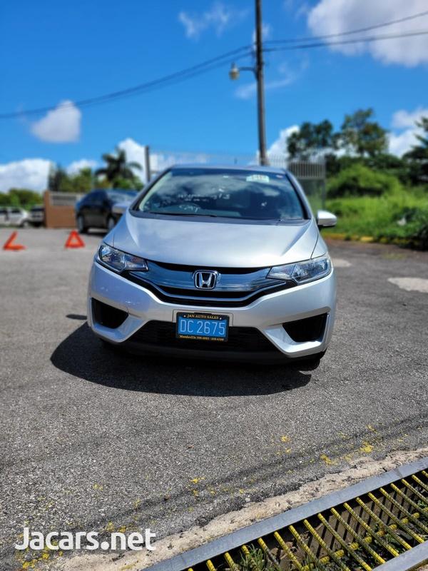 Honda Fit 1,5L 2015-1