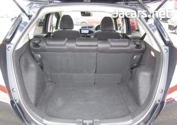 Honda Fit 1,3L 2018-11