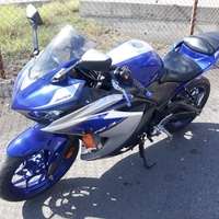 2015 Yamaha R3 Bike