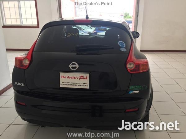 Nissan Juke 1,5L 2013-4