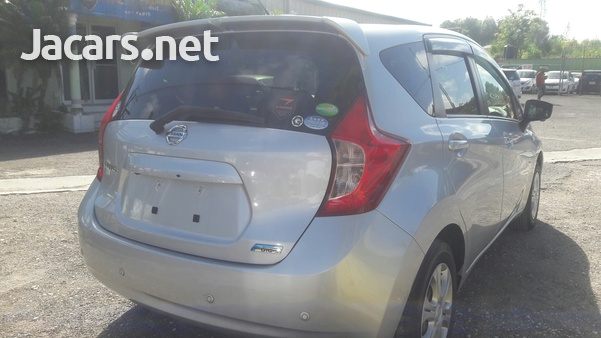 Nissan Note 1,3L 2016-4