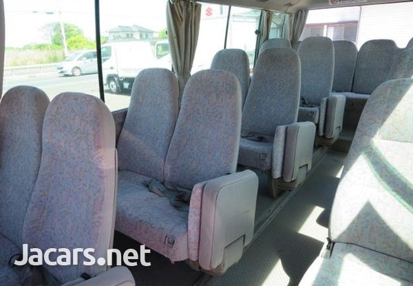 2006 Toyota Coaster Bus 4,0L-11
