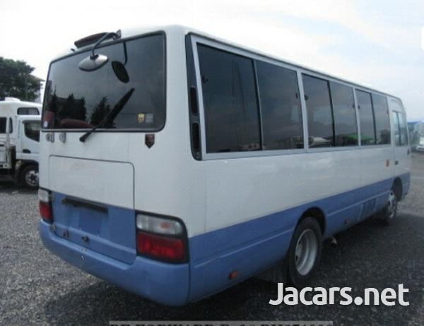 2008 Toyota Coaster Bus-7