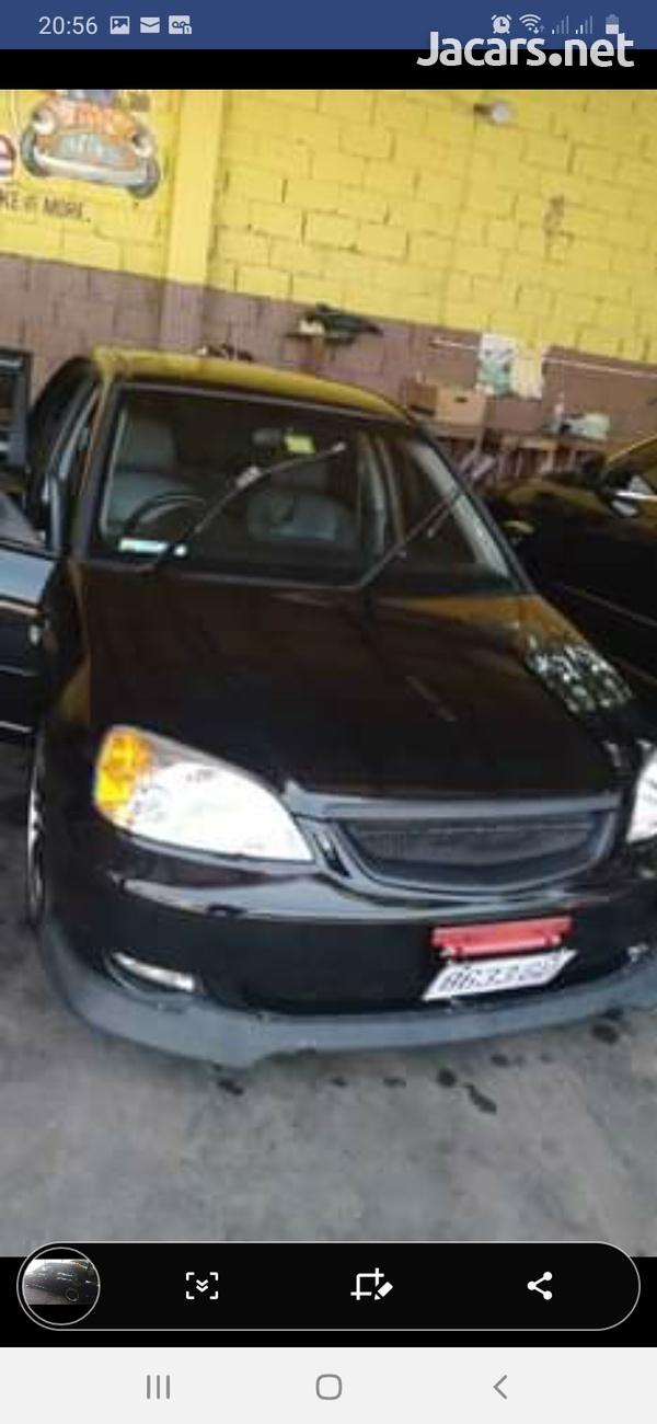 Honda Civic 1,6L 2003-6