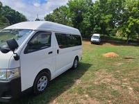 2013 Toyota Hiace Bus