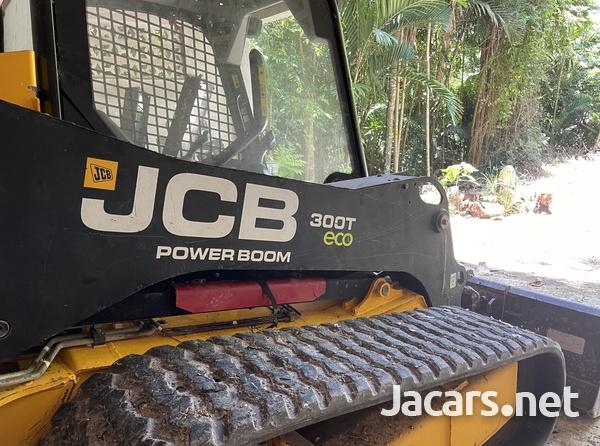 2013 JCB 300T Track Loader-4
