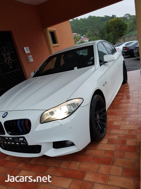 BMW 5-Series 2,0L 2012-11