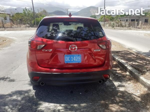 Mazda CX-5 2,0L 2014-3