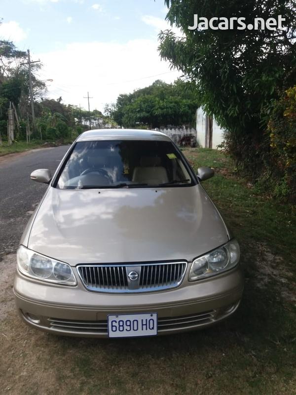 Nissan Sunny 1,6L 2004-1