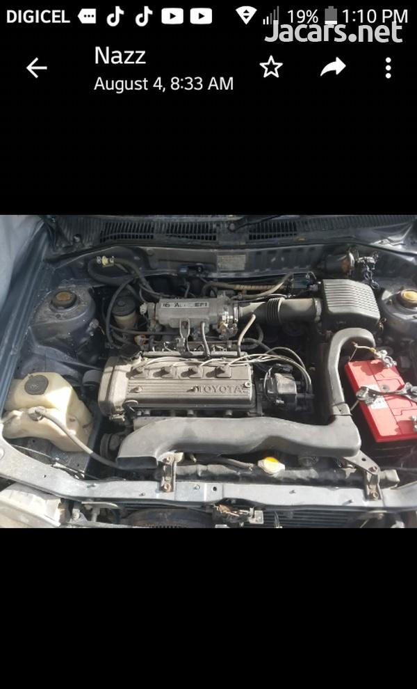 Toyota Starlet 1,5L 1992-1