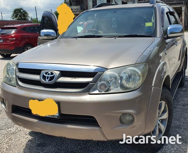 Toyota 4Runner 2,7L 2009-5