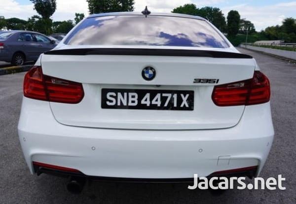 BMW 3-Series 2,5L 2013-4