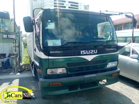 Isuzu Box Body Truck 7,0L 2005