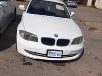 BMW 1-Series 1,8L 2011
