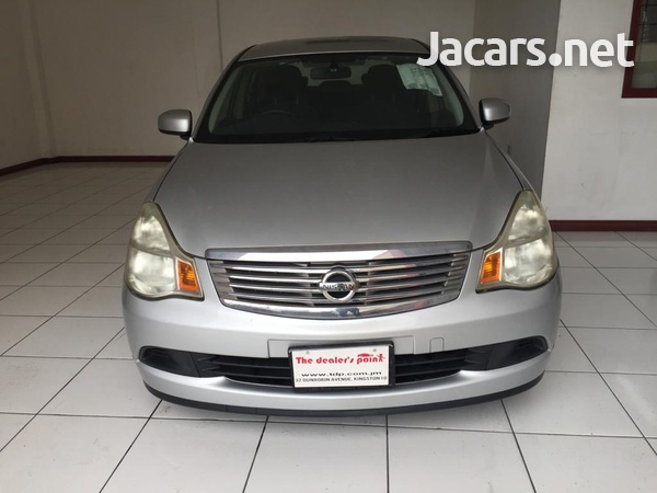Nissan Bluebird 2,0L 2012-2