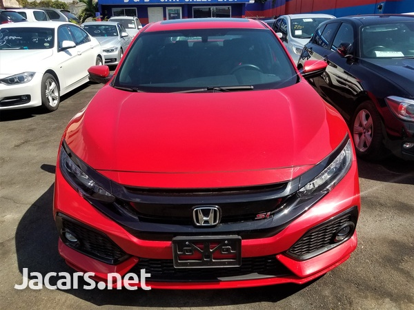 Honda Civic 1,5L 2018-1