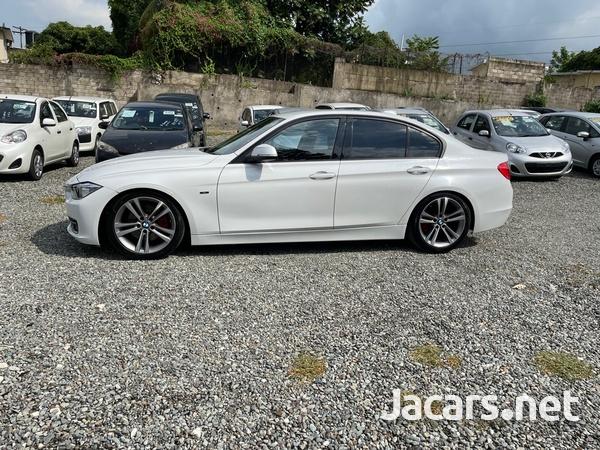 BMW 3-Series 2,0L 2014-4