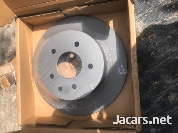 Nissan Altima presage juke Sentra rear rotor-1