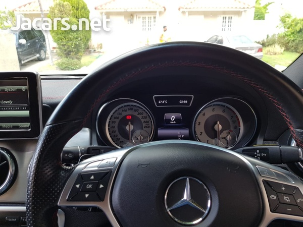 Mercedes-Benz GLA-Class 2,0L 2014-2