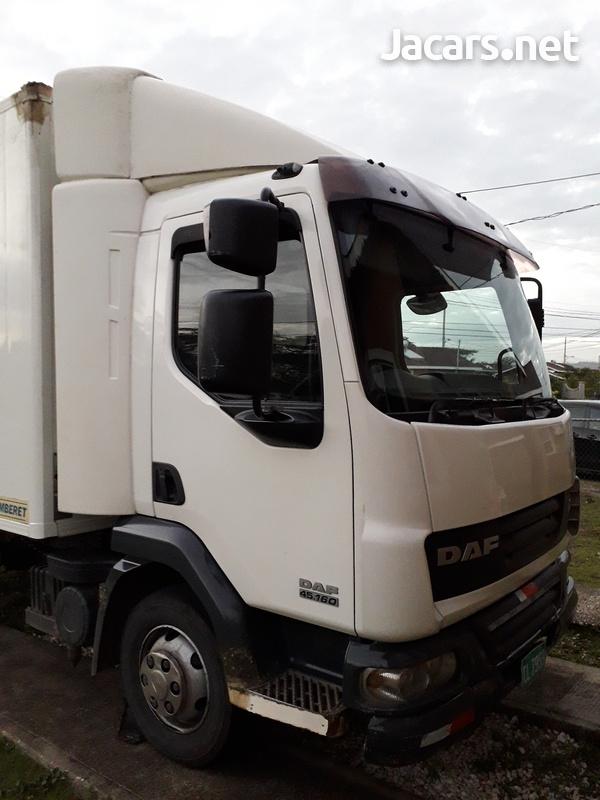 2008 Daf LF45 Refridgerated Truck-4