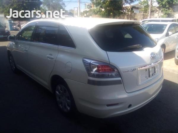 Toyota Mark X 2,0L 2011-7