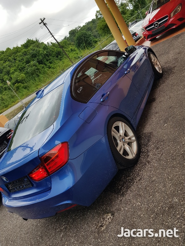 BMW 3-Series 1,6L 2014-6