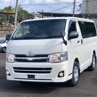 Toyota Hiace 3,0L 2013