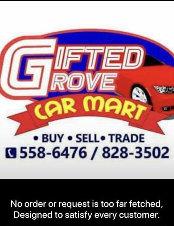 Gifted Grove Car Mart