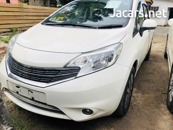 Nissan Note 1,2L 2014-8