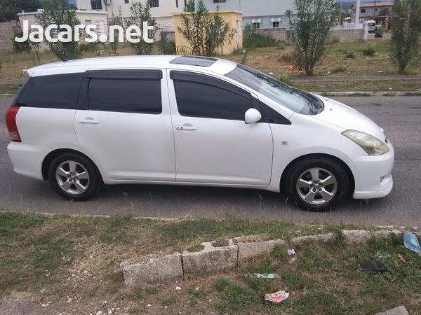 Toyota Wish 1,8L 2008-2