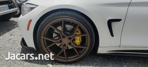 BMW 4-Series 3,0L 2016-8