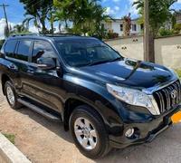 Toyota Prado 1,7L 2015