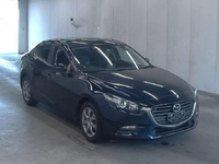 Mazda Axela 1,4L 2017