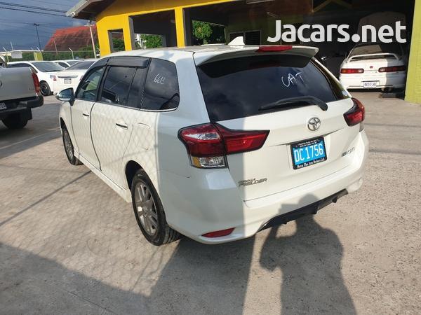 Toyota Fielder 1,8L 2016-4