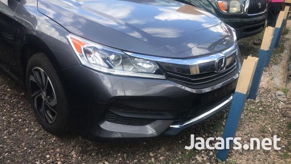 Honda Accord 2,4L 2016-2